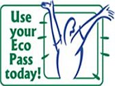 Use your Eco Pass today!